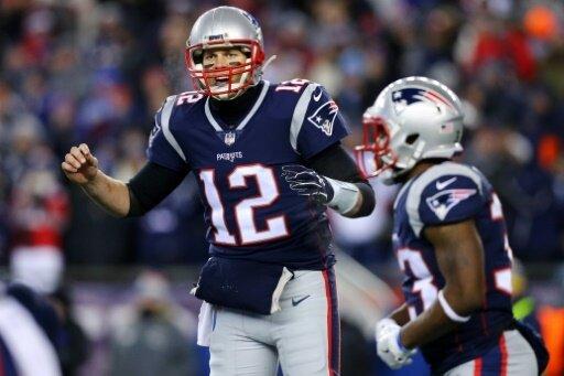 Quarterback Tom Brady ist gegen Jacksonville gefordert