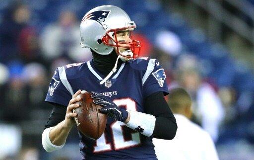Handverletzung: Tom Bradys Einsatz fraglich