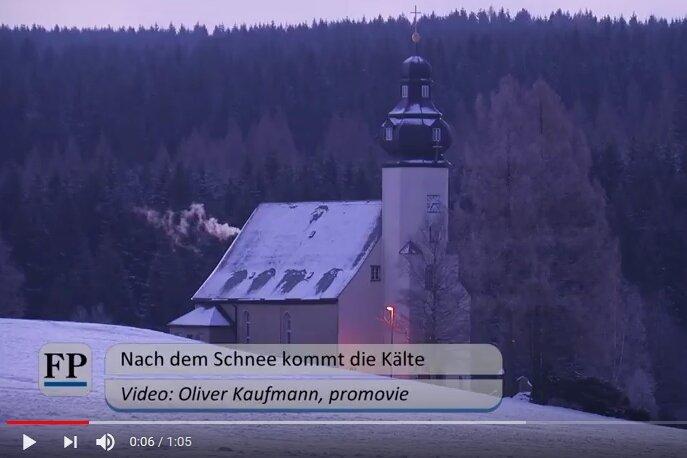Traum-Winterwetter für viele Gegenden Deutschlands