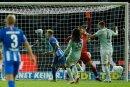 Hertha besiegt Rekordmeister Bayern München mit 2:0