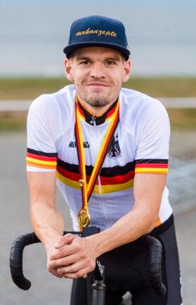 Franz Schiewer, Deutscher Meister