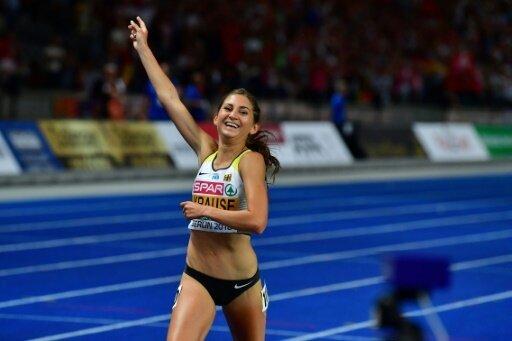 3000 Meter Hindenis: Gesa Krause verteidigt ihren Titel