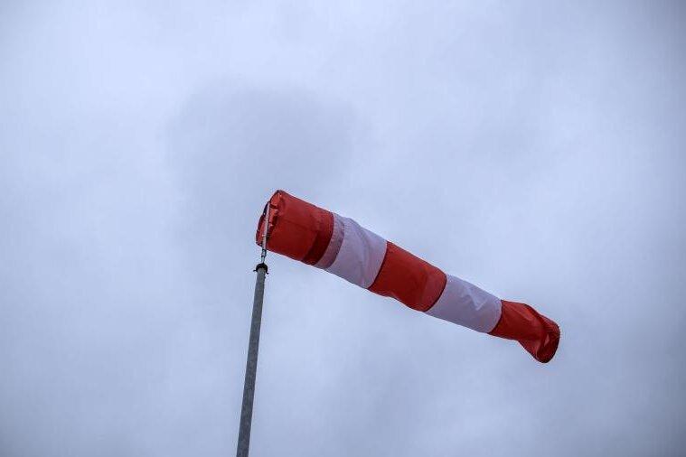 Deutscher Wetterdienst warnt vor Unwettern