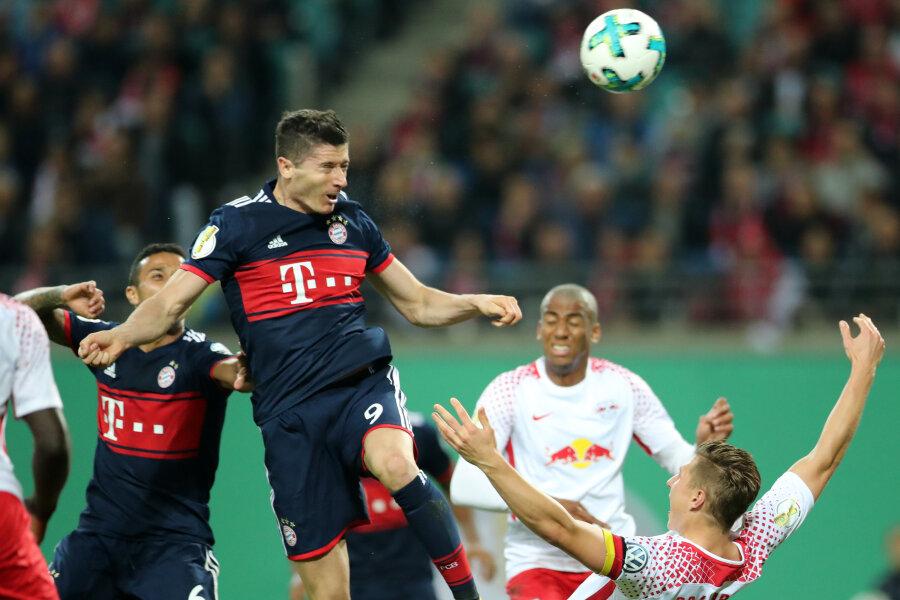 Drama im DFB-Pokal: Bayern siegt im Elferkrimi gegen RB Leipzig