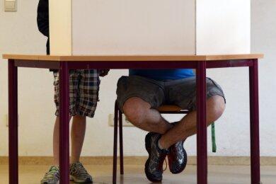 Während der Oberbürgermeister-Wahl vor sieben Jahren war der Besuch im Wahllokal nichts Besonderes. In diesem Jahr empfiehlt die Wahlbehörde wegen der Corona-Risiken die Briefwahl.