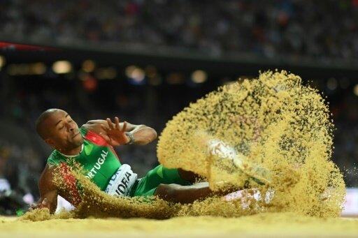 Nelson Evora ist mit 17,10 Meter neuer Europameister