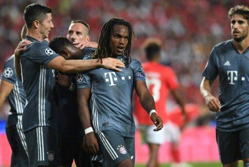 Auch international erfolgreich: Der FC Bayern und Co.