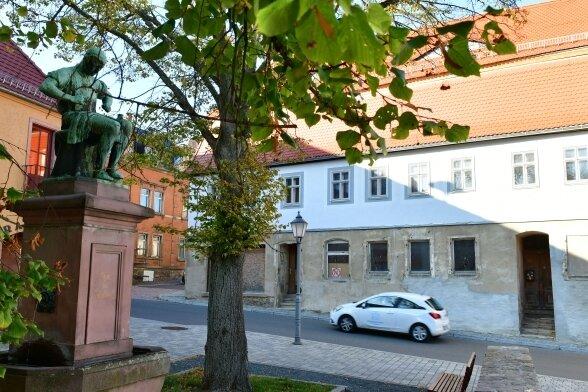 Am Markt 7 in Siebenlehn sollen Wohnungen entstehen.