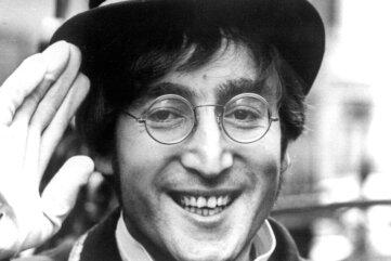 John Lennon wäre am 9. Oktober 80 Jahre alt geworden.