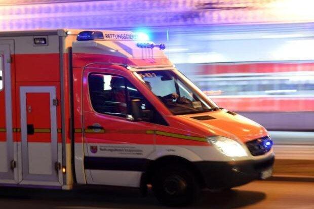Vogtland: Mann von Baum erschlagen
