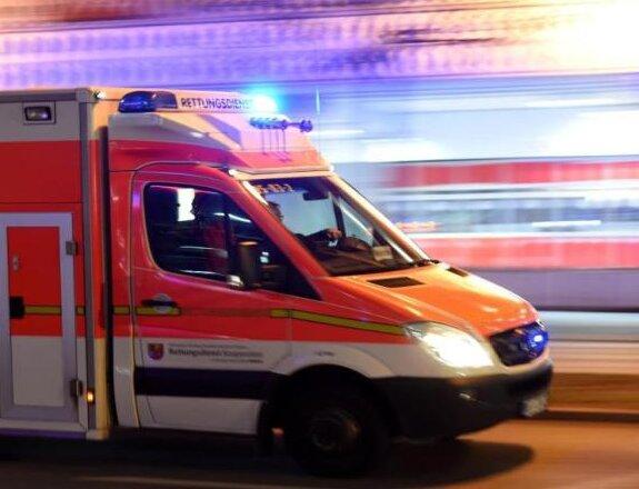 Radfahrer stirbt bei Unfall in Bad Schlema