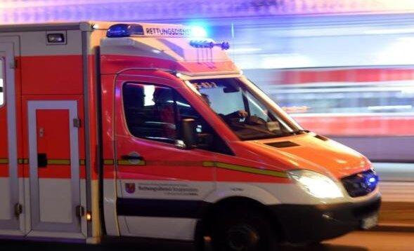 Vogtland: Multicar prallt gegen Baum - Beifahrer stirbt