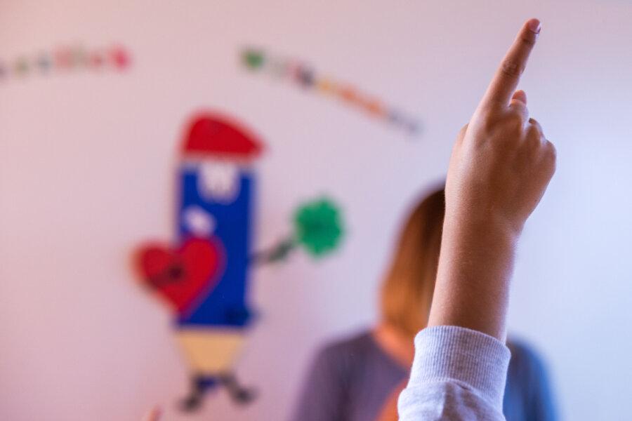Die Schulen im Landkreis Zwickau beginnen am Montag mit ihrem Normalbetrieb. Mit Maske und Desinfektionsmitteln will man dem Virus die Stirn bieten.