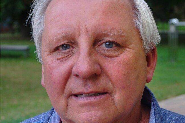 Michael Rudolph - selbstständig Jahrgang 1959im Rat seit 2014