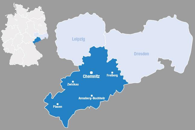 Eine starke Region