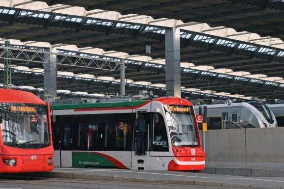 Chemnitz-Bahn-Fahrten fallen weiter wegen fehlenden Personals aus