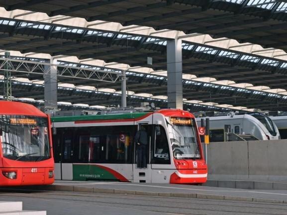 Das Chemnitzer Modell wächst. Deshalb benötigt der Verkehrsverbund Mittelsachsen einen neuen Betriebshof.