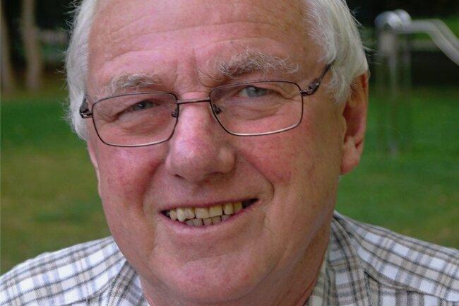 Hans-Dieter Jakob - Landwirt Jahrgang 1951im Rat seit 1990