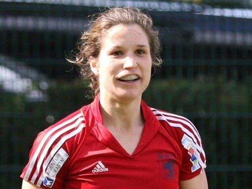 Luisa Steindor erzielte einen Treffer beim 5:4-Sieg