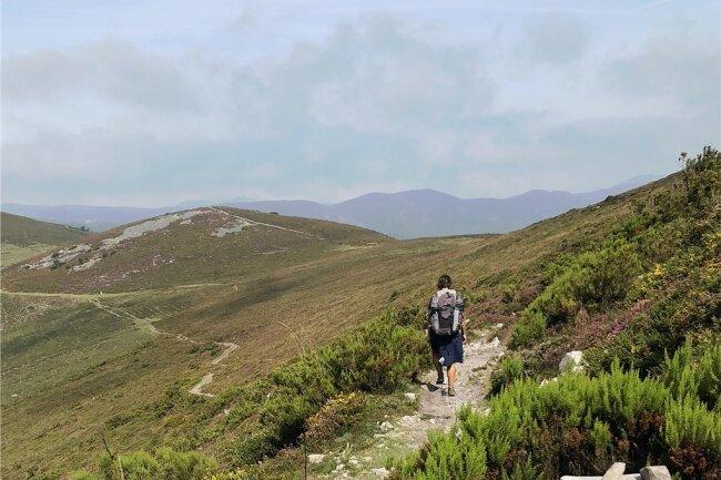 Anspruchsvoll: Über rund 300 Kilometer führt der Camino Primitivo.