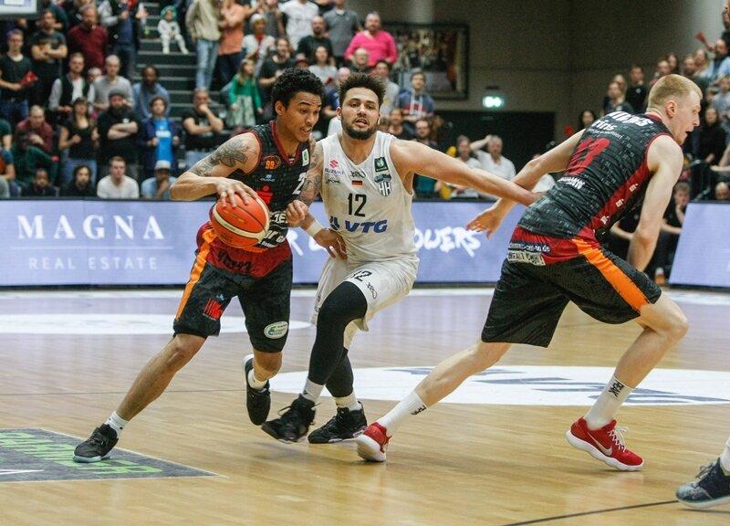 Liveticker: Niners vergeben erste Chance auf Aufstieg in Basketball-Bundesliga