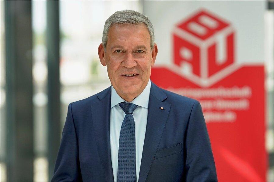 Robert Feiger, Bundesvorsitzender der IG Bau
