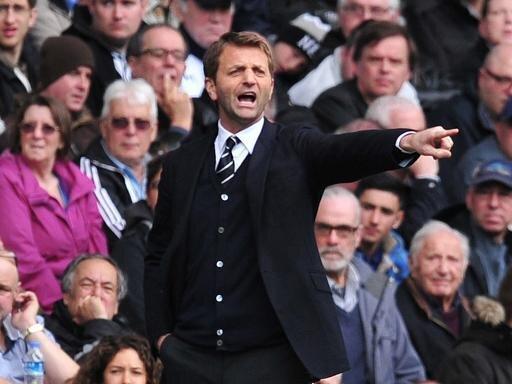 Tim Sherwood ist neuer Teammanager bei Aston Villa