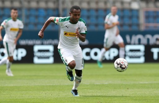 Raffael droht gegen Schalke 04 auszufallen