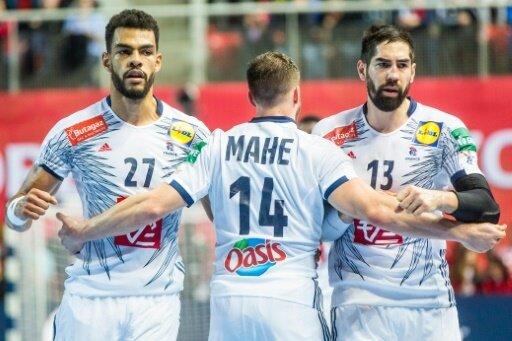 Frankreichs Mahe erzielte acht Treffer