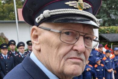 Ehemaliger Feuerwehrchef von Burgstädt, Thomas Döring