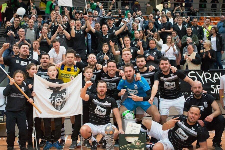 Vogtland: Fußballverband sagt komplette Hallensaison ab