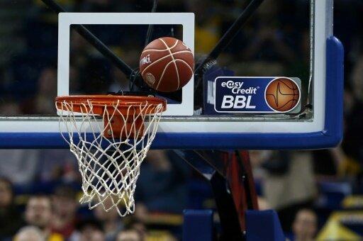 Die BBL trägt ihr Allstar-Spiel 2019 in Trier aus