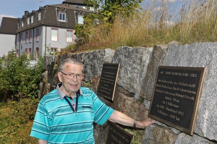 Gerhard Pfefferkorn hat vor zehn Jahren die Initiative ergriffen. Seitdem gibt es den Walk of Fame für Lichtensteiner Sportler.