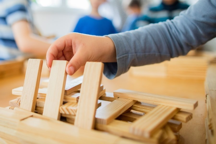 Rund 28,4 Prozent der Kinder im Vogtland nehmen eine Notbetreuung in der Kita in Anspruch.
