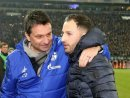 Christian Heidel lobt Trainer Domenico Tedesco