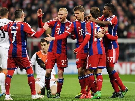 Der Erfolg der Bayern in der Königsklasse zahlt sich aus