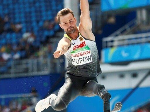 Heinrich Popow will sich mit dem EM-Titel verabschieden