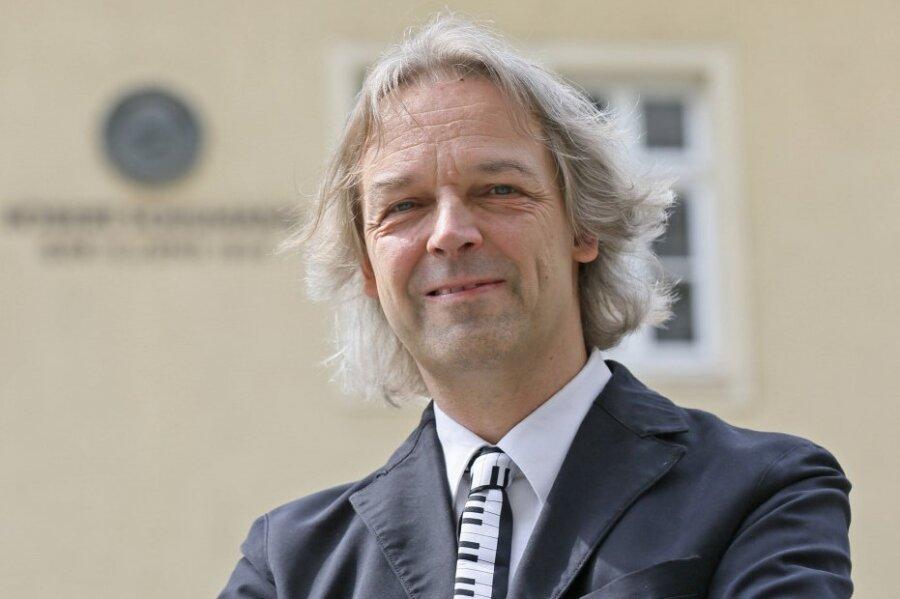 Thomas Synofzik - Träger des Schumann-Preises der Stadt Zwickau 2021