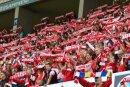 Fans können sich über gesunkene Ticketpreise freuen