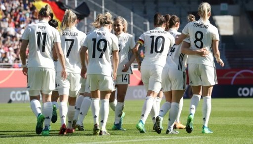 Die DFB-Frauen treffen auf Italien und Spanien