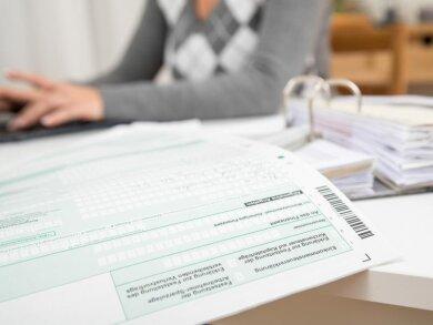 Die Formulare für die Steuererklärung 2019 sind geändert worden: Den vierseitigen Mantelbogen zum Beispiel gibt es nicht mehr.