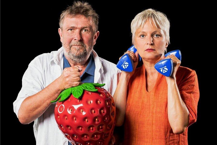 Gerd Ulbricht und Ellen Schaller.