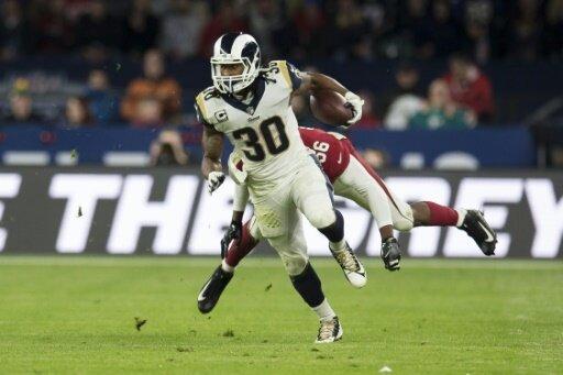 Los Angeles Rams verpflichten Gurley mit Rekordvertrag