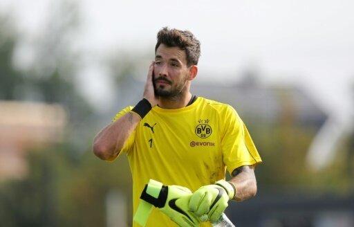 Roman Bürki muss gegen Bayern wohl passen