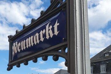 Der Zschopauer Neumarkt soll attraktiver werden.