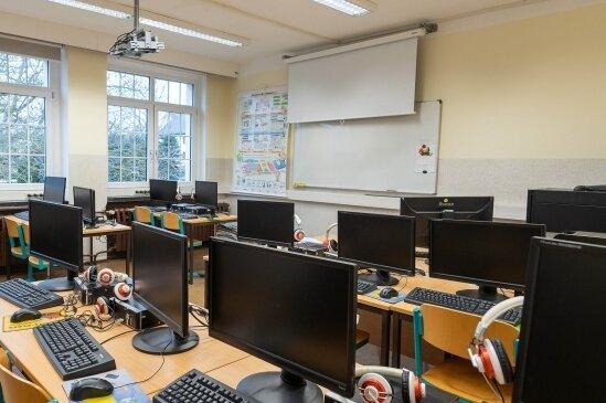 Der Computerraum in der Erlauer Grundschule soll modernisiert und digital ausgestattet werden.