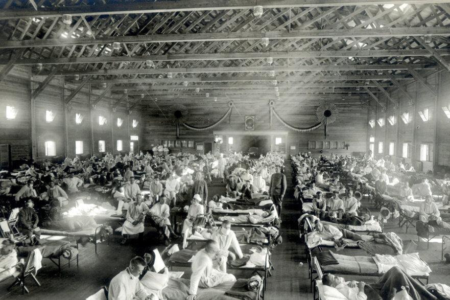 Wie Glauchau früher mit Epidemien umging