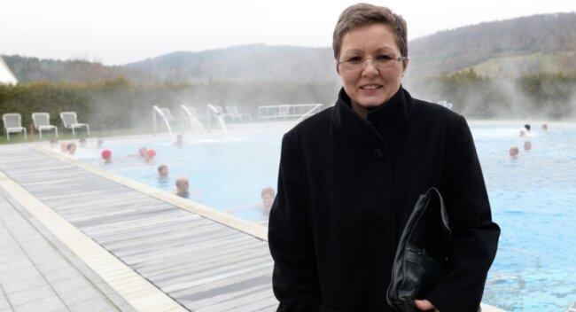 Geschasst: Inge Bauer ist  von ihren Aufgaben als Geschäftsführerin der Kurgesellschaft freigestellt.