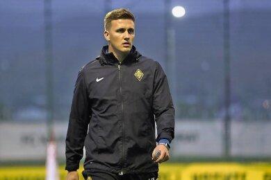 Aliaksei Shpilevski ist neuer Cheftrainer des FC Erzgebirge Aue. Der 33-Jährige trainierte zuletzt Kairat Almaty in Kasachstan.