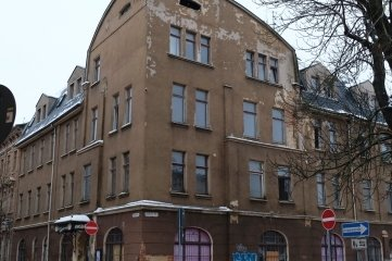 Der Abriss des Hauses an der Ecke Solbrig-/Humboldtstraße ist beschlossene Sache.